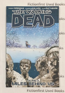 "Graphic Novel: ""The Walking Dead Vol 2"""