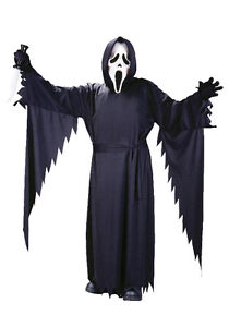 ghost face adult costume