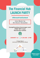 AUGUST 1ST - FREE Beverage and LIVE MUSIC at 1 Yonge Street