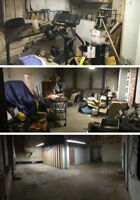Great fast junk removal & clean up.