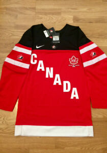 Team Canada Nike 100th Anniversary Jersey, size XS