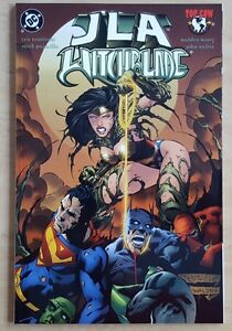 JLA Witchblade (2001) comic book