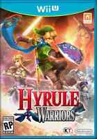 Hyrule Warriors for sale.