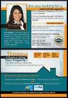 Agent Branding (Graphic Designer For Real Estate Agents)