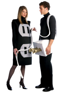 Couples costume plug and outlet