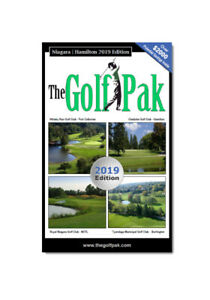 ** SAVE HALF PRICE ON YOUR 2019 GOLFING GREEN FEES **