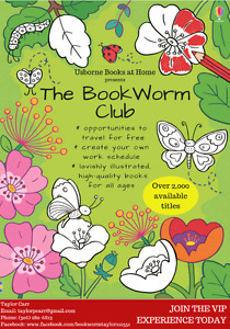 Give the best to your kids with The BookWorm Club