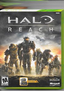 Halo Reach for Xbox 360.