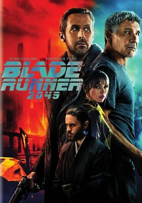 Blade Runner 2049  Dvd  2018  New Sealed Free Shipping