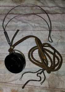 antique telephone parts