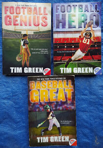 3 Youth Sports Books