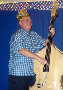 Acoustic Upright Bassist Looking for Bluegrass Band Kitchener / Waterloo Kitchener Area image 2