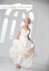 Wedding Dress - Jacquelin Bridal Private Collection Windsor Region Ontario image 1