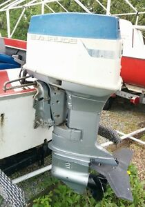 70 HP engine with 16 feet boat and trailer