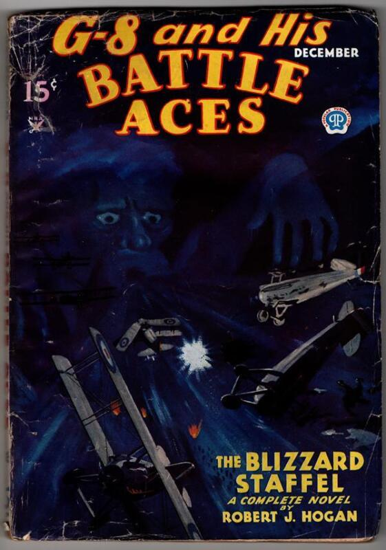 G 8 Battle Aces Dec 1934 The Blizzard Staffel