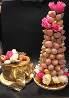 custom cakes ,desserts and towers for any occacion