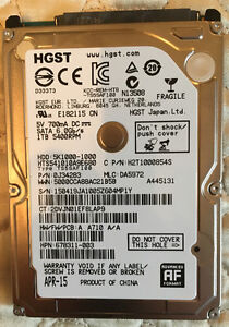 Disque dur 2.5-HGST 1to