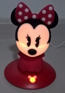 Philips Disney Minnie Mouse SoftPal Portable LED Night Light