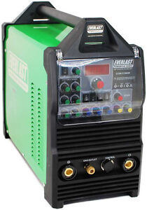 PowerTIG 250EX GTAW-P 250AMP ACD TIG STICK  PULSE WELDER   EVERLAST