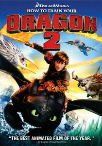 How To Train Your Dragon 2 (DVD) Regina Regina Area image 1