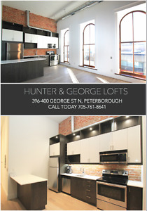 Executive Loft Apartments - 2 Bedroom Suites April Availability!