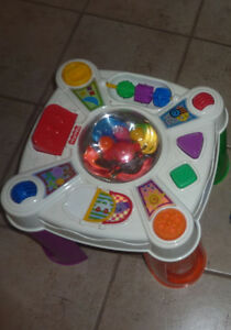 Fisher Price baby play table Kitchener / Waterloo Kitchener Area image 1