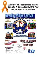 Traveling Winter Carnival Coming to Garson Arena