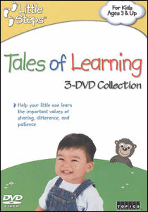 Tales of Learning - 3-DVD Collection West Island Greater Montréal image 1