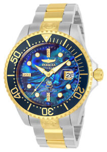 Invicta Automatic 47mm Swiss Watch Two-tone Limit  Edition