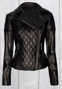 Genuine Leather Jacket- NEW