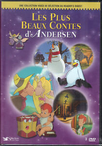 COLLECTION SEALED plus beaux 12 CONTES D ANDERSEN Readers Digest