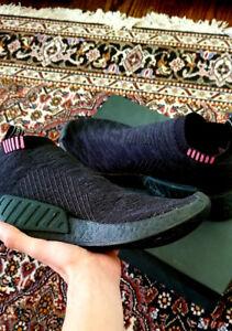 Adidas NMD City Sock CS 2 Size 9 Black