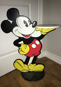 Mickey Mouse Accent Table