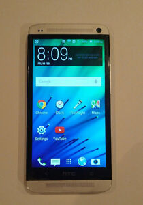 HTC One M7 cell phone