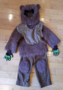 Hallowe'en Costume Star Wars Ewok kid size