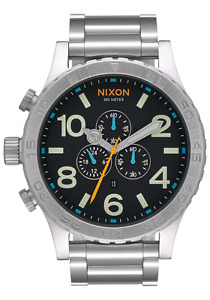 Brand NEW Nixon 51-30 Watch - Never Worn
