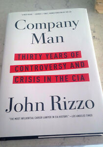 Company Man, 30 Years of Controversy & Crisis in the CIA