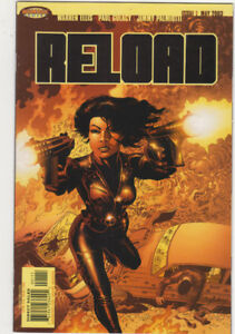Reload from Homage Comics - Issues 1 and 2