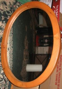 Oval mirror Peterborough Peterborough Area image 5