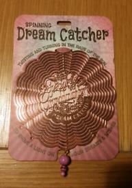 New Spinning Dream catcher