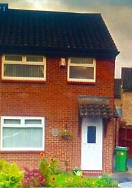 3 bed semi Fairfield to rent