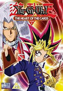 Yu Gi Oh trading cards  plus DVD