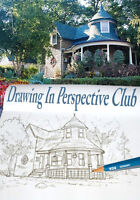 DRAWING IN PERSPECTIVE CLUB: Throughout SUMMER! May 28 - Sept 10