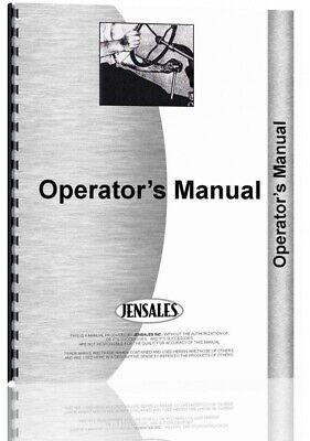 Operators Manual Mac Don 940 Header Hay Conditioner