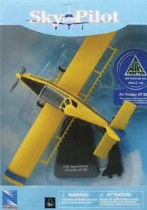 NEW New-Ray Toys 1/60 Air Tractor AT-502 Model Plane 20643 NIB