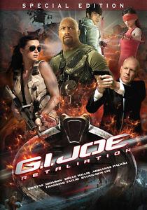 GI Joe Retaliation (DVD)