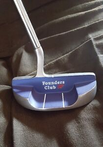 Founders Club Putter - Droitier / Right-handed
