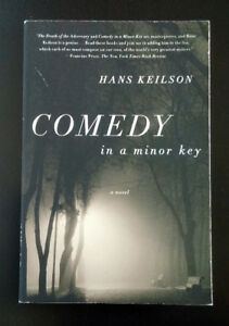 """Book """"Comedy in a Minor Key"""" by Hans Keilson"""