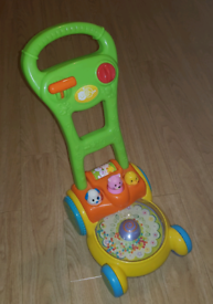 Baby Toys Lawnmover