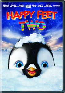 DVD - Happy Feet Two (NEW & SEALED)